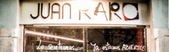 Juan Raro ha abierto sus puertas