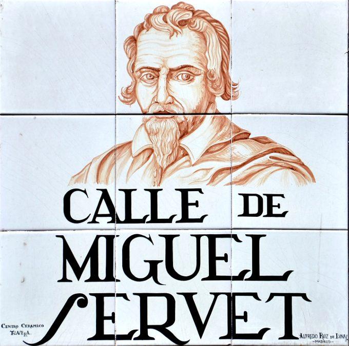 ¿Quién era Miguel Servet?
