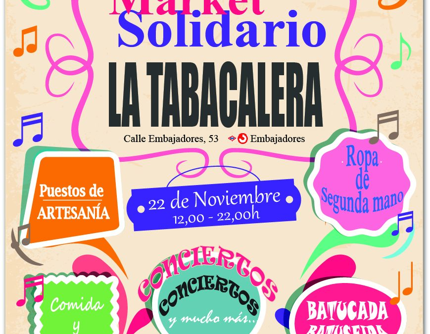 Microagenda de ocio en Lavapiés: 22 noviembre 2014