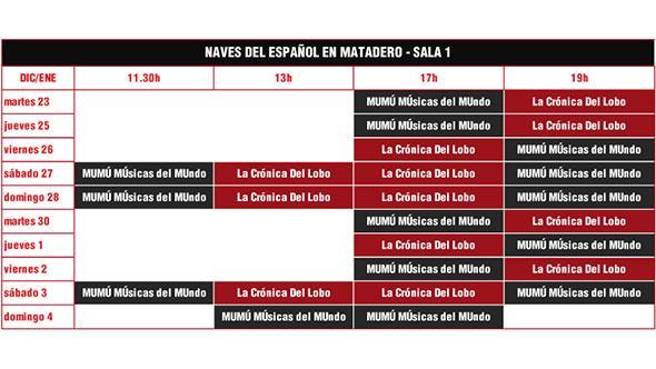 Microagenda de ocio en Lavapiés: 27 diciembre 2014