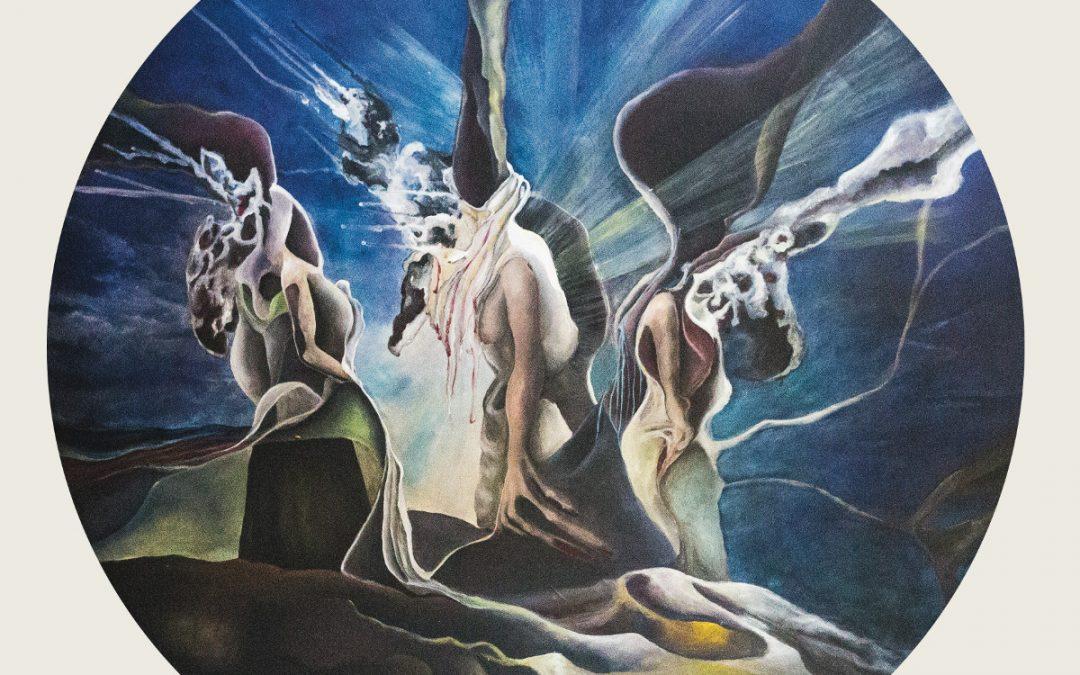 "Exposición ""Apuntes deseados"", de Mercedes Cubas"