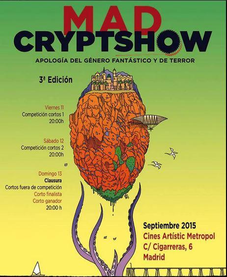 Agenda de ocio en Lavapiés (11/9/2015)