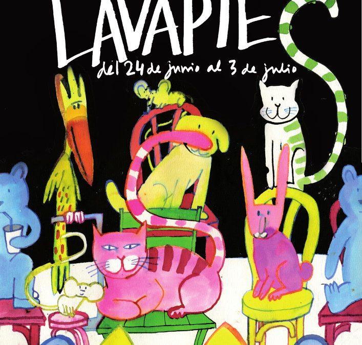 Planes en Lavapiés – 21/6/2016